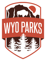 Wyoming State Parks Logo & Link